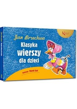 Klasyka wierszy dla dzieci Jan Brzechwa GREG