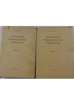 Manuale Theologiae Moralis, Tom I i II