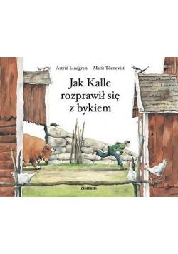 Jak Kalle rozprawił się z bykiem