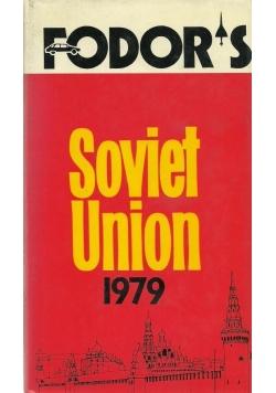 Fodor's Soviet Union 1979