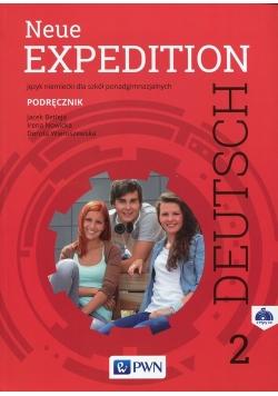 Neue Expedition Deutsch 2 Podręcznik