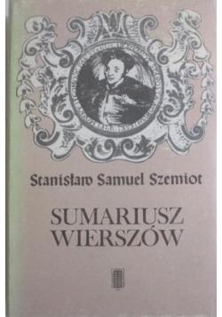 Sumariusz wierszów