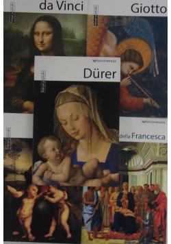 Klasycy sztuki, zestaw 5 książek