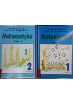 Matematyka klasa 1, zeszyt 1-2