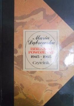 Dzienniki powojenne 1945-1965, t. II