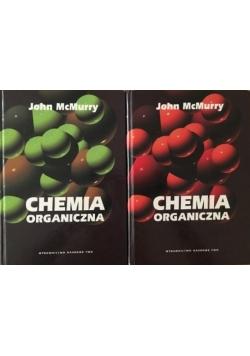 Chemia organiczna, tomy 1-2