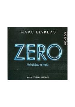 Zero. Audiobook, Nowa