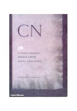 CN - Poezja i myśl. Studia o Norwidzie