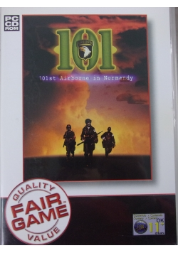 101st Airborne in Normandy, CD