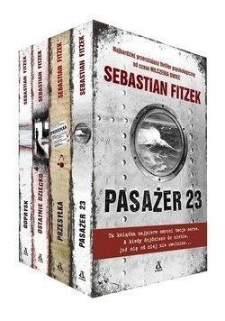 Pakiet - Pasażer 23/Przesyłka/Ostatnie.../Odprysk