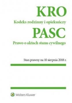 Kodeks rodzinny i opiekuńczy. PASC w.8
