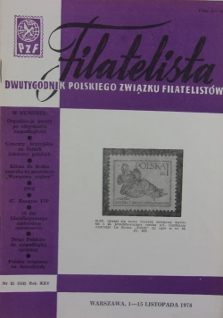 Filatelista 1-15 listopada