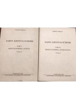 Zarys Krystalochemii, tom 1-2