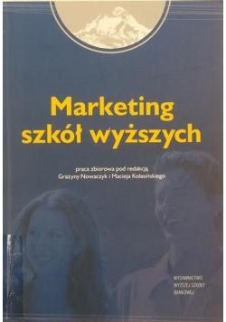 Marketing szkół wyższych