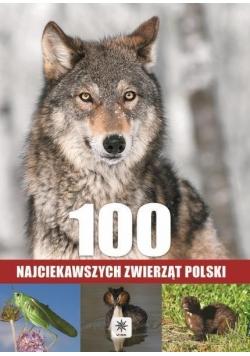 Unica. 100 najciekawszych zwierząt Polski