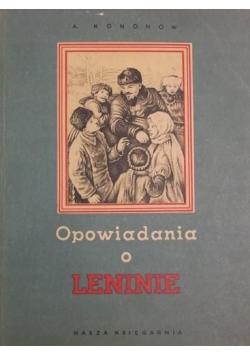 Opowiadania o Leninie, 1950 r.