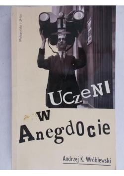 Wróblewski Andrzej K. - Uczeni w anegdocie