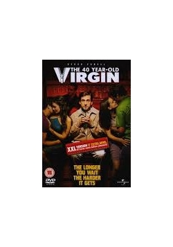 The 40 year-old Virgin, DVD