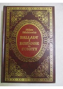 Ballady i romanse. Sonety