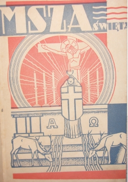 Msza Święta, marzec 1936r.