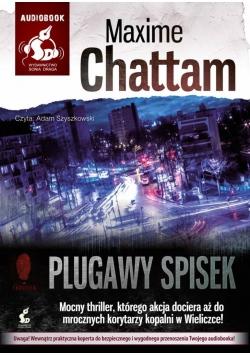 Plugawy spisek audiobook
