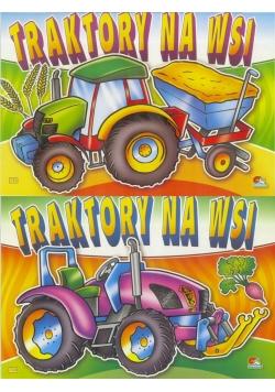(201) Traktory na wsi MIX