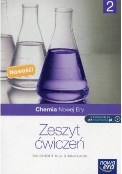 Chemia Nowej Ery 2 Zeszyt ćwiczeń