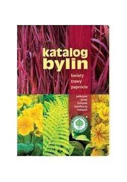 Katalog bylin. Kwiaty, trawy i paprocie...