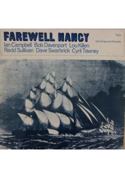 Farewell Nancy, płyta winylowa