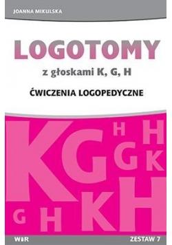 LOGOTOMY z głoskami K,G.H