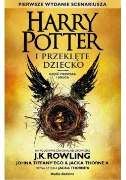 Harry Potter i Przeklęte Dziecko Część pierwsza i druga