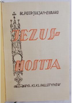 Jezus - Hostia, 1936 r