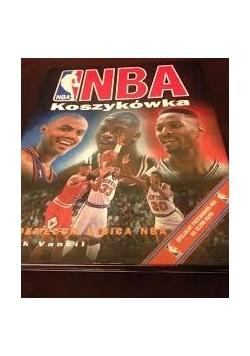 NBA Koszykówka. Oficjalny przewodnik NBA na sezon 95/96
