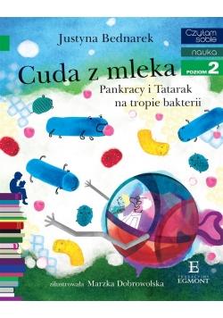 Cuda z mleka. Pankracy i Tatarak na tropie bakteri