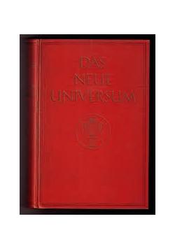 Das neue universum, 1945 r.