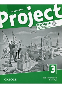 Project 3 Workbook + CD and Online Practice