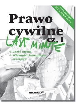 Last Minute Prawo Cywilne