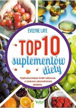 Top 10 suplementów diety. Najskuteczniejsze...