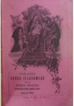 Posłaniec Serca Jezusowego ,1906.