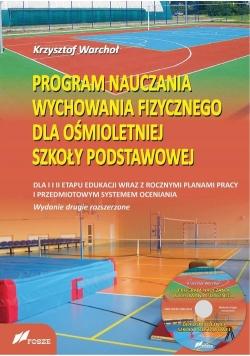 Program nauczania wychowania fizycznego dla ośmiotetniej szkoły podstawowej