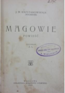 Magowie, 1929r.