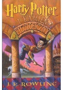 Harry Potter i kamień filozoficzny