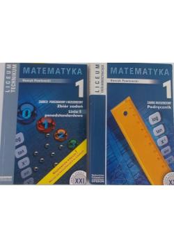 Matematyka 1 , 2 ksiązki