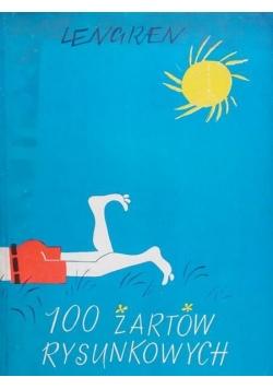 100 żartów rysunkowych