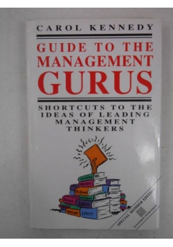 Guide to the Management Gurus