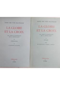 La glorie et la croix Tom II i III