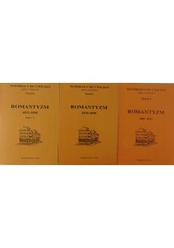 Materiały do ćwiczeń (Romantyzm 1800 - 1890