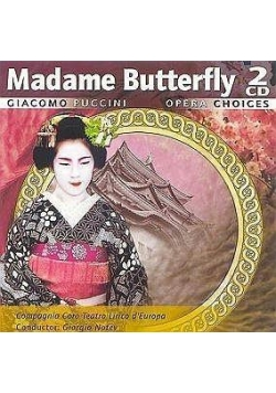 Madame Butterflay CD