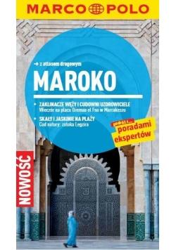 Przewodnik Marco Polo. Maroko