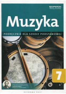 Muzyka 7 Podręcznik